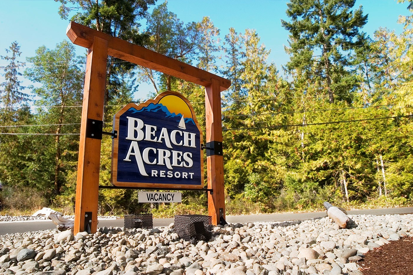 Beach Acres Resort Management Business