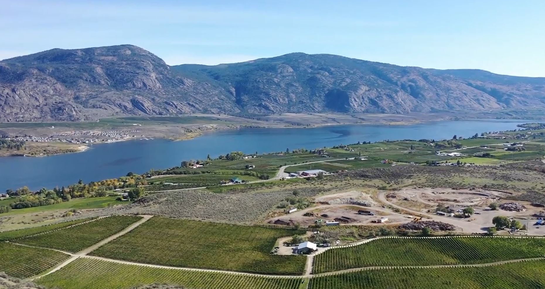 48 Acres Overlooking Osoyoos Lake