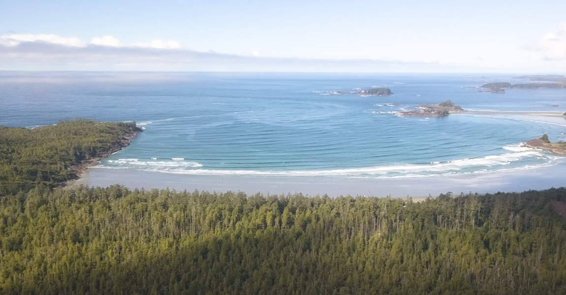 Iconic Tofino Waterfront Property