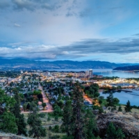 Mission Creek Golf Course Aerial Of Kelowna