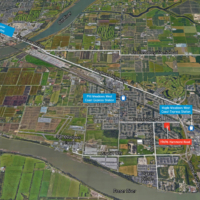 Pitt Meadows Hammond Aerial