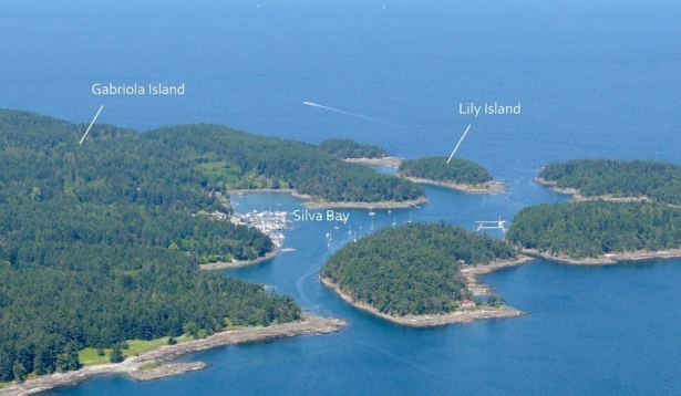 Gambier Island Property For Sale
