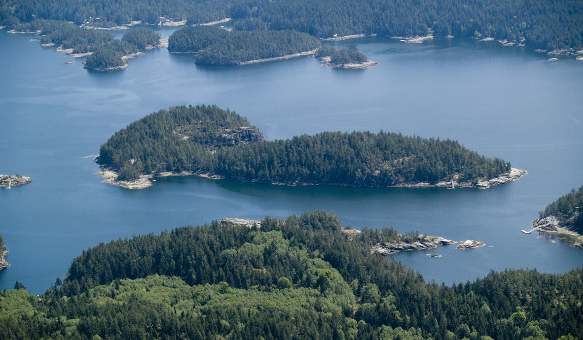 Private Islands For Sale Bc